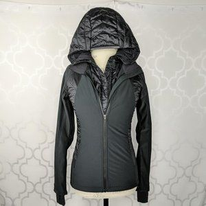Lululemon Runners Jacket & Removeable Insert